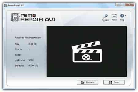 Riparare video danneggiati
