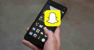 Snapchat si è arrestato