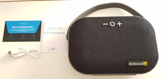 Dodocool DA150 soundbox