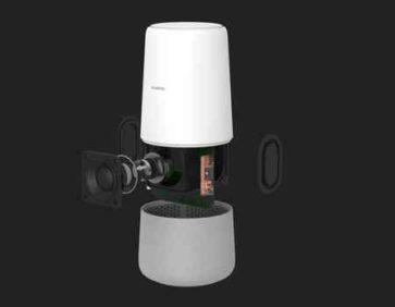 Huawei AI Cube 2018 Smart Speaker con Alexa e router 4G