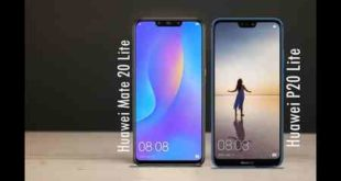 Confronto Huawei Mate 20 Lite Huawei P20 Lite