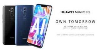 Manuale istruzioni Huawei Mate 20 Lite