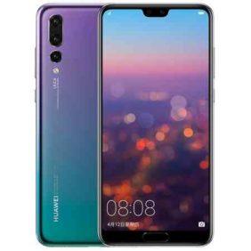 Huawei P20 Pro cambiare la tonalit dei colori schermo telefono Android