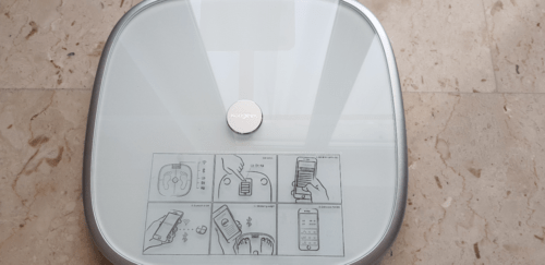 Koogeek bilancia smart Bluetooth e Wi-fi