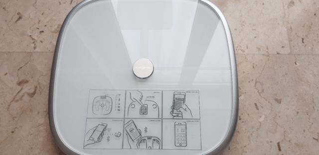 Koogeek bilancia smart Bluetooth e Wifi