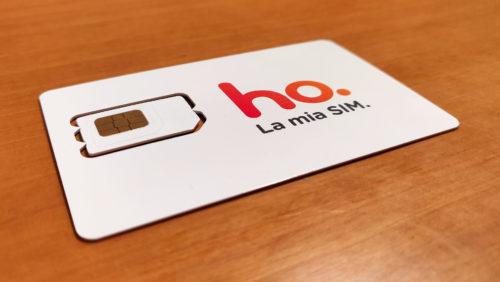 Ho. Mobile per smartphone