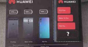 Come aumentare la durata della batteria Huawei