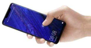 Huawei Mate 20 creare screenshot