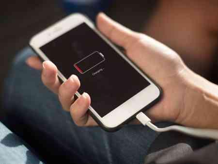Batteria iPhone non si ricarica