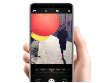 Huawei P20 Pro Stabilizzatore video 4k