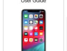 Manuale utente iPhone XS iOS 12