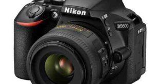 Manuale Utente Nikon D5600