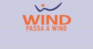 Passare a Wind le offerte