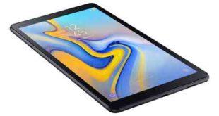 Screenshot Samsung Galaxy Tab A 10.5