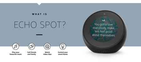 Alexa Echo Spot