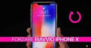 Come Forzare il riavvio iPhone XS