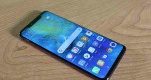 Creare cartella Huawei Mate 20 Pro