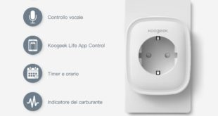 Presa smart intelligente compatibile Alexa