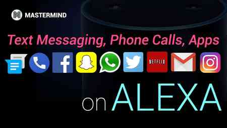 Skill Alexa per whatsapp