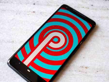 Simboli di Android 9