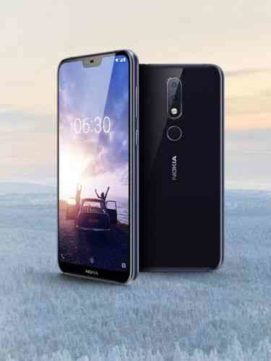 Screenshot Nokia 6.1 Plus
