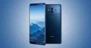 Manuale Huawei Mate 10 Pro