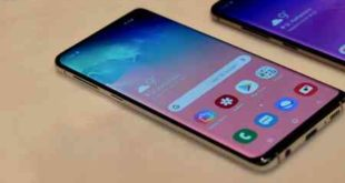 Screenshot Samsung Galaxy S10