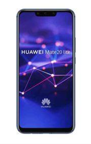 Manuale Huawei Mate 20 Lite