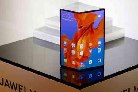 Screenshot Huawei mate x smartphone pieghevole