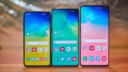 Caratteristiche tecniche Samsung Galaxy S10e