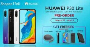 Come fare screenshot Huawei P30 Lite