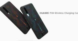 Guida per usare smartphone Huawei P30 cover wireless