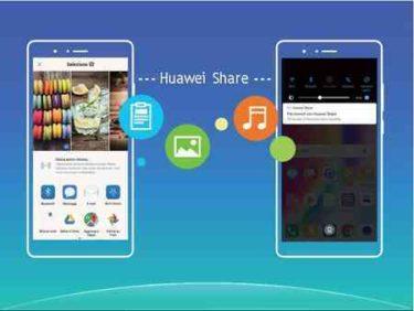 Come si usa Huawei Share su Huawei P30 Lite