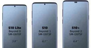 guida per usare smartphone Samsung Galaxy S10