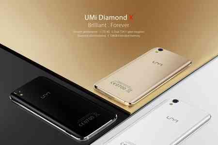 Manuale Italiano UMi Diamond X