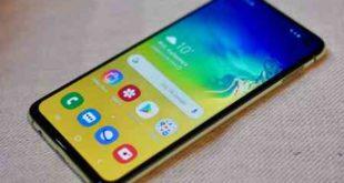 Manuale Samsung Galaxy S10e