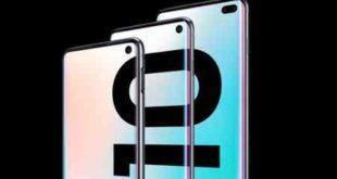 Manuale Samsung Galaxy S10