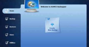 App gratis per fare backup AOMEI Backupper