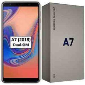 Manuale utente Galaxy A7 2018
