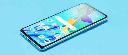 Huawei P30 guida per usare smartphone