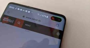 Attivare LED di notifica Samsung Galaxy S10