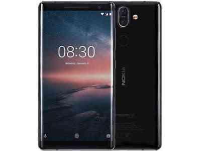 Manuale Duso Pdf italiano Nokia 8 Sirocco