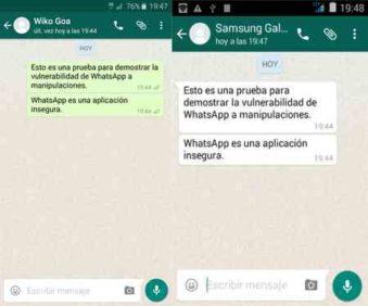 Come usare smartphone Blocco screenshot Whatsapp