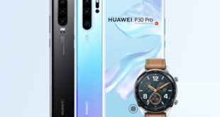 Huawei P30 sbloccare display