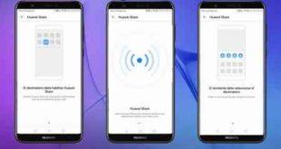 Cos'è Huawei Share