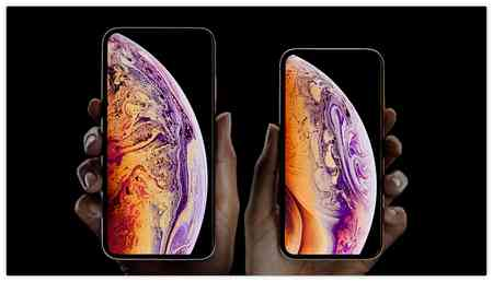 Manuale uso iPhone Xs