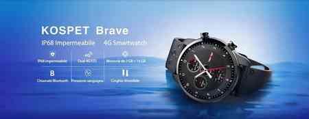 Kospet Brave Android Wear
