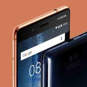 Manuale uso Nokia 8