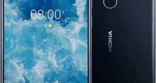 Manuale D'uso Nokia 8.1
