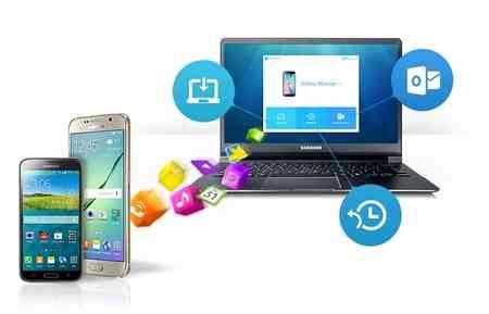 guida per usare smartphone Smart switch